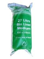 Bin Liners 27 lt (50)