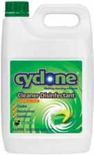 Disinfectant / Sanitiser - Disinfectant (Cyclone) 5L