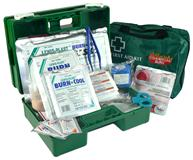 Commercial Burn Management First Aid Kit (Wall Mountable)