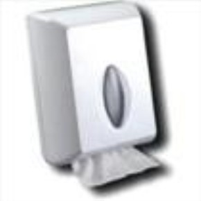 Interleaved Toilet Tissue Dispenser