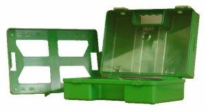 Empty First Aid Box (Green)