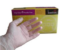 Gloves (Powder Free) Vinyl - Medium (100)