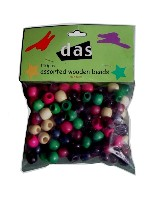 Beads Wooden (110)