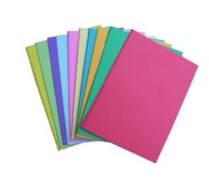 Card Colour (100 sheets) A2