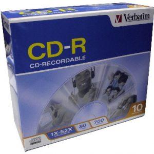 CD-R (10 pack)