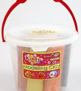 Modelling Clay - 8 Colours (plasticine)