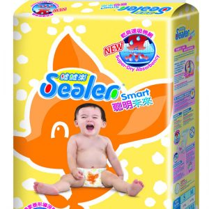Sealer Nappy - Newborn (48)