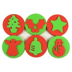 Stamper (palm) - Christmas (6)