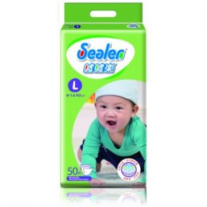 Sealer Nappy - Large (50)