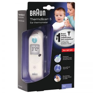 Thermometer - Braun Thermoscan IRT6030