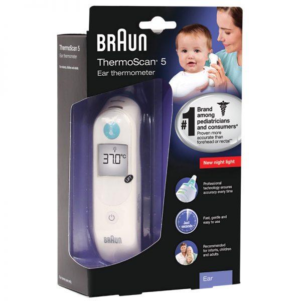 Thermometer - Braun Thermoscan IRT6030