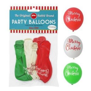 Balloon - Merry Christmas (8)