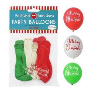 Balloon - Merry Christmas (8)