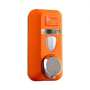 Dispenser - Foam Soap (Orange)
