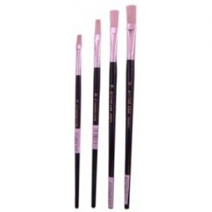 Paintbrushes - Flat Size 4