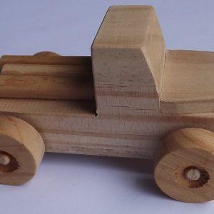 Wooden Car (item2342)