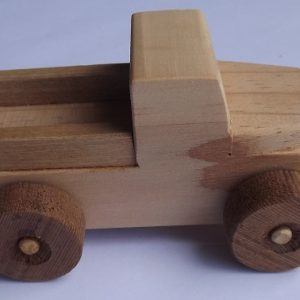 Wooden Car (item 2344)