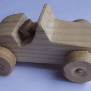 Wooden Car (item 2347)