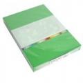 Card A4 (50) 225gsm - Green