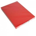 Card A4 (50) 225gsm - Red